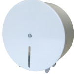 Enigma Metal Mini Jumbo Toilet Roll Dispenser